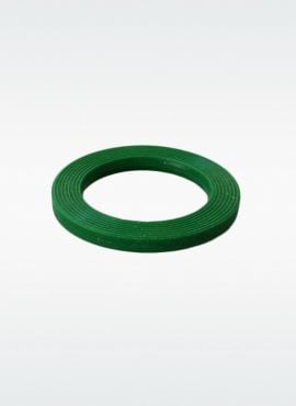 Mixing knife sealing ring